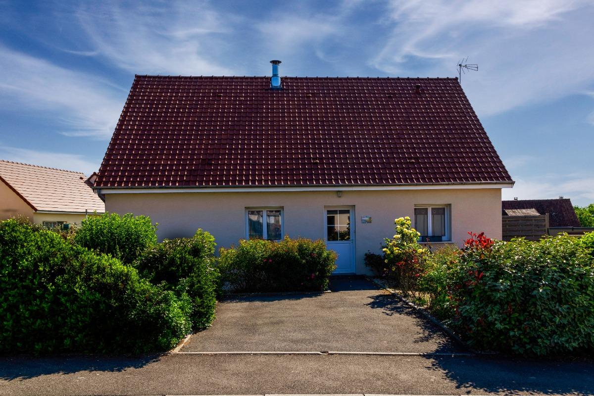 la maison de Guillaume  plain pied norme PMR avec 3 chambres location de vacances  Saint