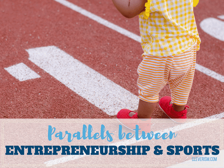 Parallels between Entrepreneurship and Sports