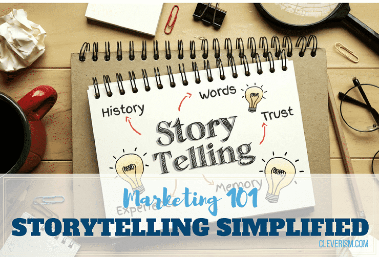 Marketing 101 | Storytelling Simplified