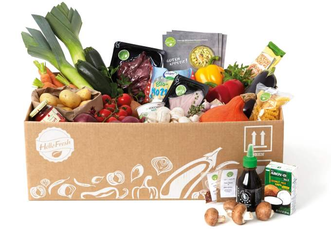 HelloFresh Box Classic