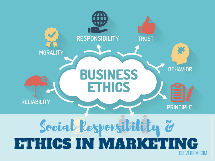 social responsibility  u0026 ethics in marketing