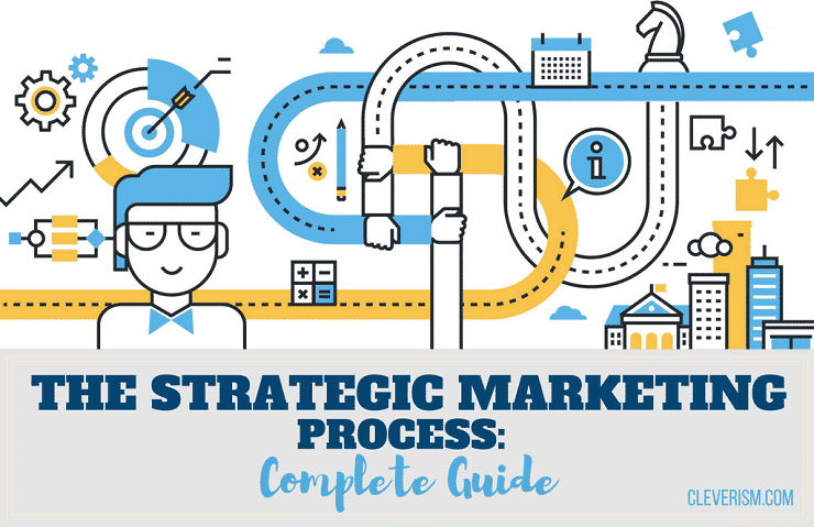 the strategic marketing process  a complete guide