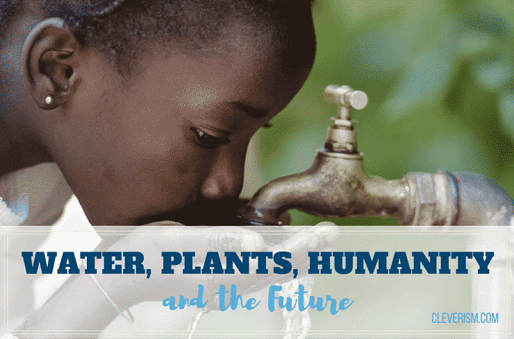 Water, Plants, Humanity and the Future