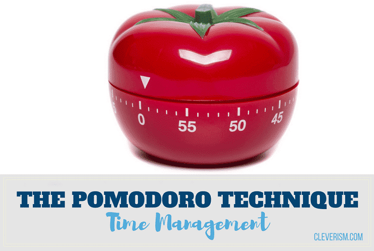 The Pomodoro Technique - Time Management