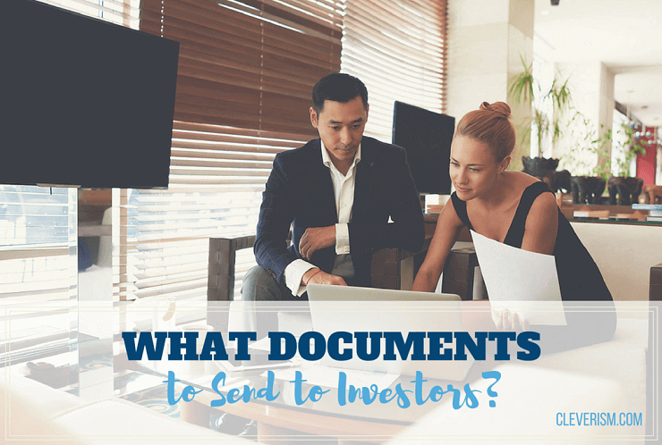 What Documents to Send to Investors?