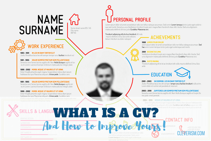 What is a CV? And How to Improve Yours!