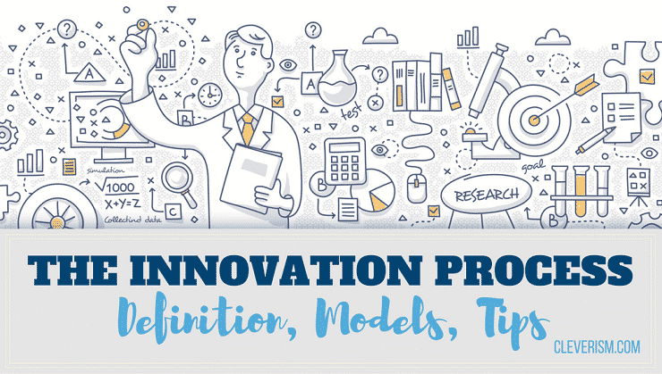 the innovation process  definition  models  risks