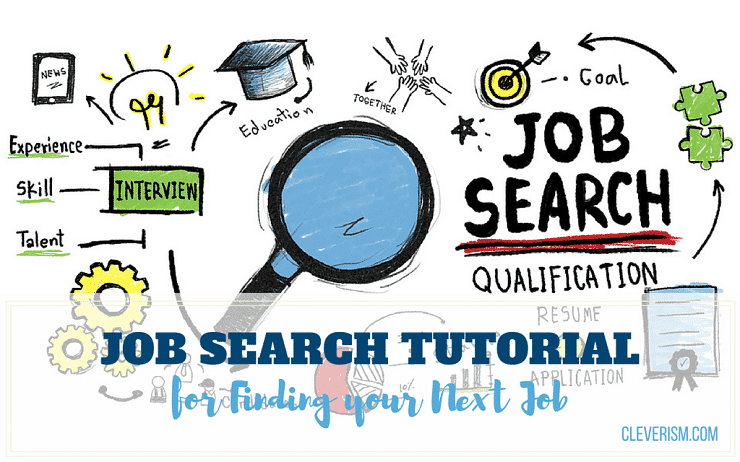 Job Search Tutorial for Finding your Next Job
