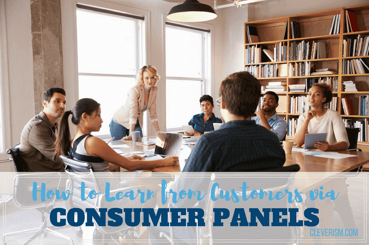 How to Learn from Customers via Consumer Panels