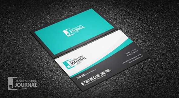 75 free business card templates that are stunning beautiful 64 smooth and flowy creative business card template flashek Images