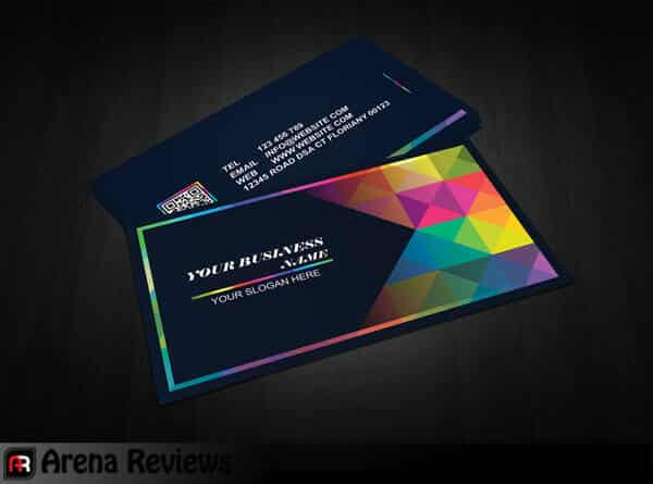 75 free business card templates that are stunning beautiful 69 graphic design business card template wajeb Images