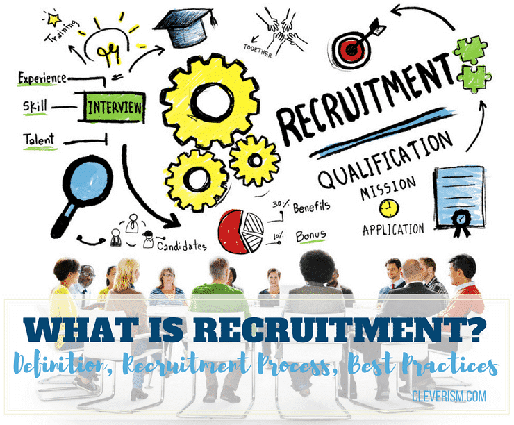 what is recruitment  definition  recruitment process  best