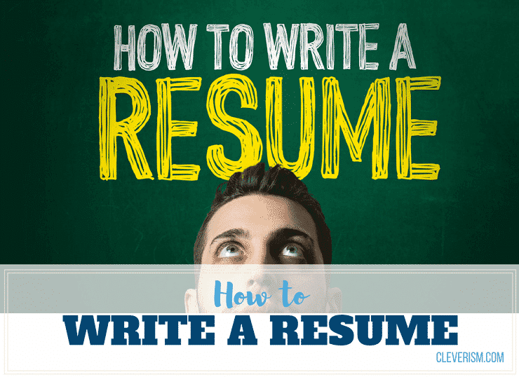 how to write a resume  and impress recruiters