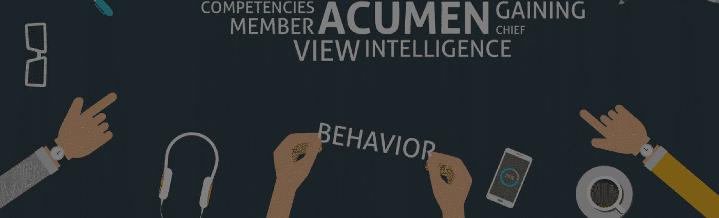 how to develop strong business acumen