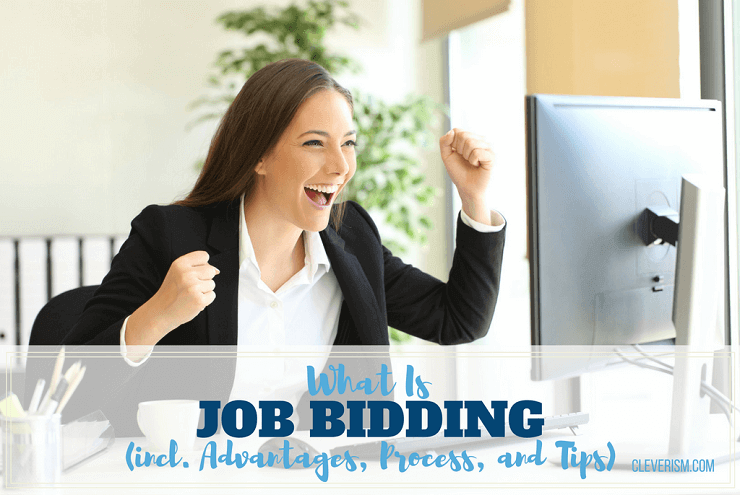 what is job bidding including advantages process and tips