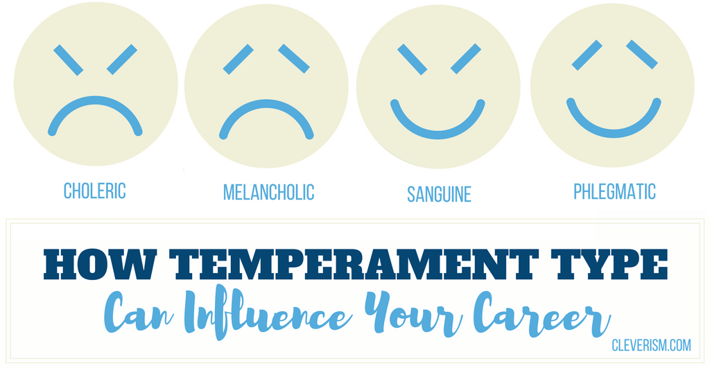 How Temperament Type Can Influence Your Career