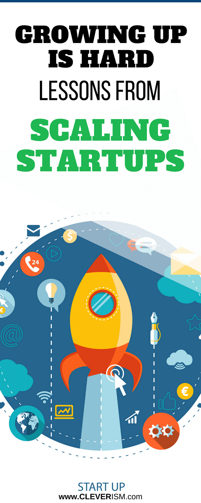 Growing Up Is Hard: Lessons from Scaling Startups