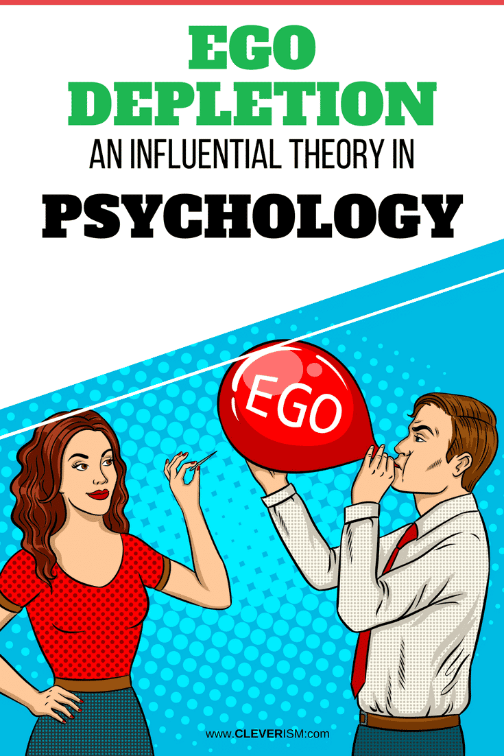 Ego Depletion: An Influential Theory in Psychology - #EgoDepletion #Psychology #Cleverism