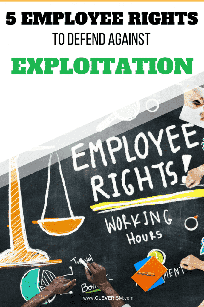 5 Employee Rights to Defend against Exploitation