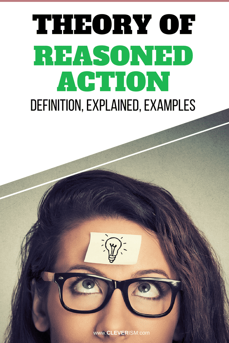 Theory of Reasoned Action: Definition, Explained, Examples - #TheoryOfReasonedAction #ReasonedAction #Cleverism