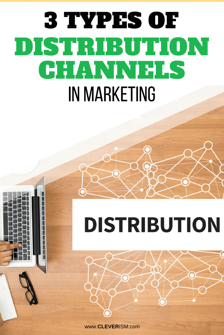 3 Types of Distribution Channels in Marketing - #Marketing #DistributionChannels #Distribution #TypesOfDistributionChannels #Cleverism