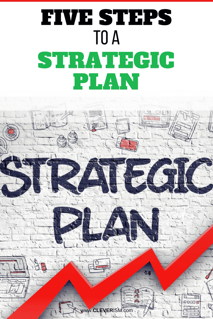Five Steps to a Strategic Plan - #Strategy #StrategicPlan #FiveStepsToStrategicPlan #Cleverism