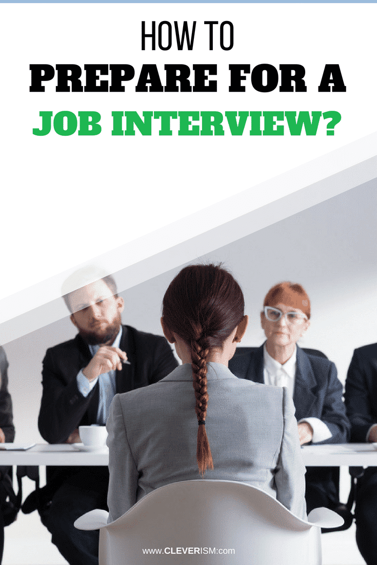 How to Prepare for a Job Interview - #JobInterview #JobInterviewPreparation #Interview #JobSearch