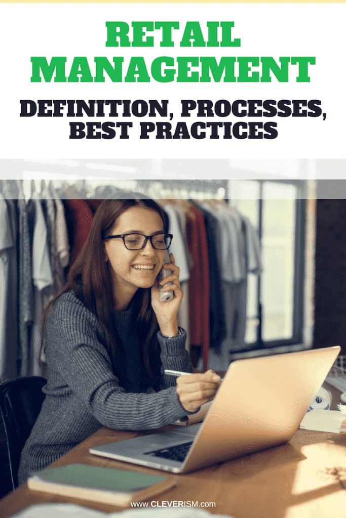 Retail Management: Definition, Processes, Best Practices