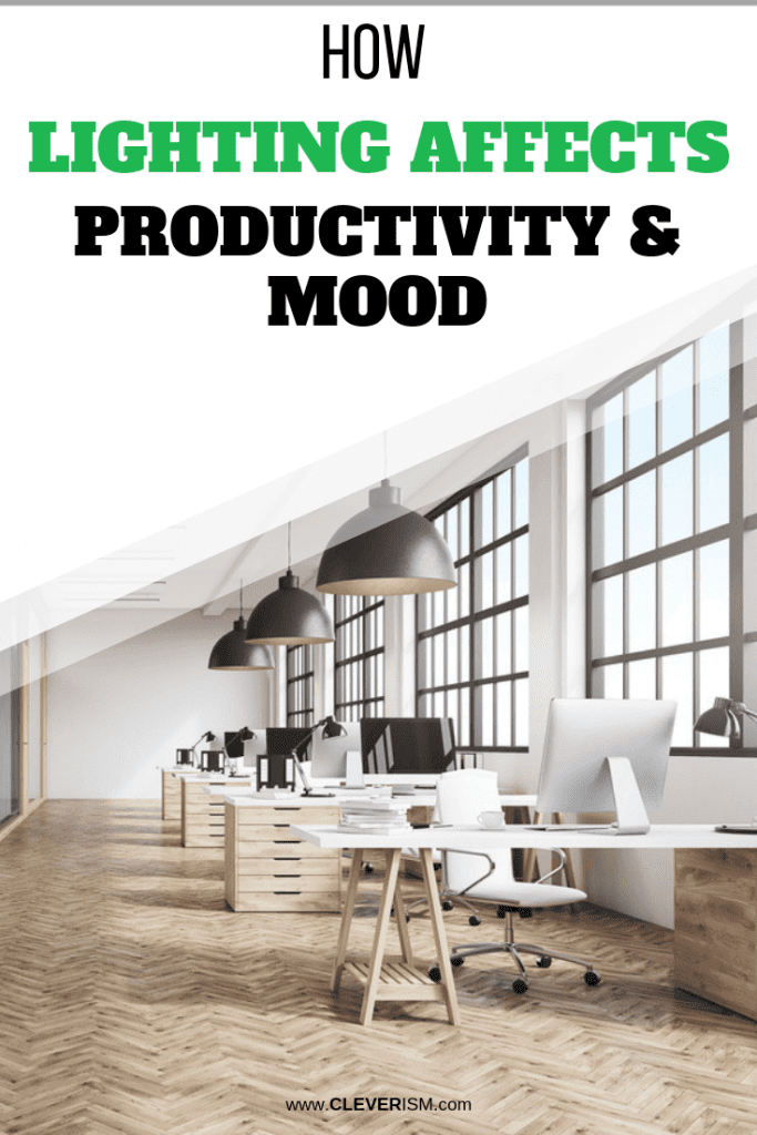 How Lighting Affects Productivity and Mood
