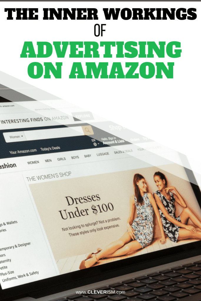The Inner Workings of Advertising on Amazon