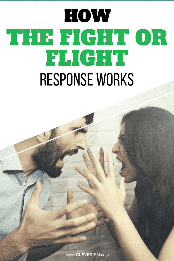 How the Fight or Flight Response Works - #FightOrFlight #Response #Cleverism