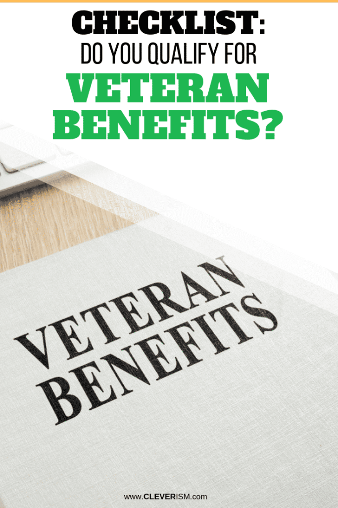 Checklist: Do You Qualify for Veteran Benefits?