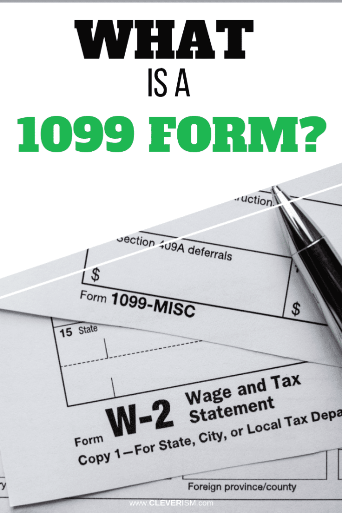 What is a 1099 Form?