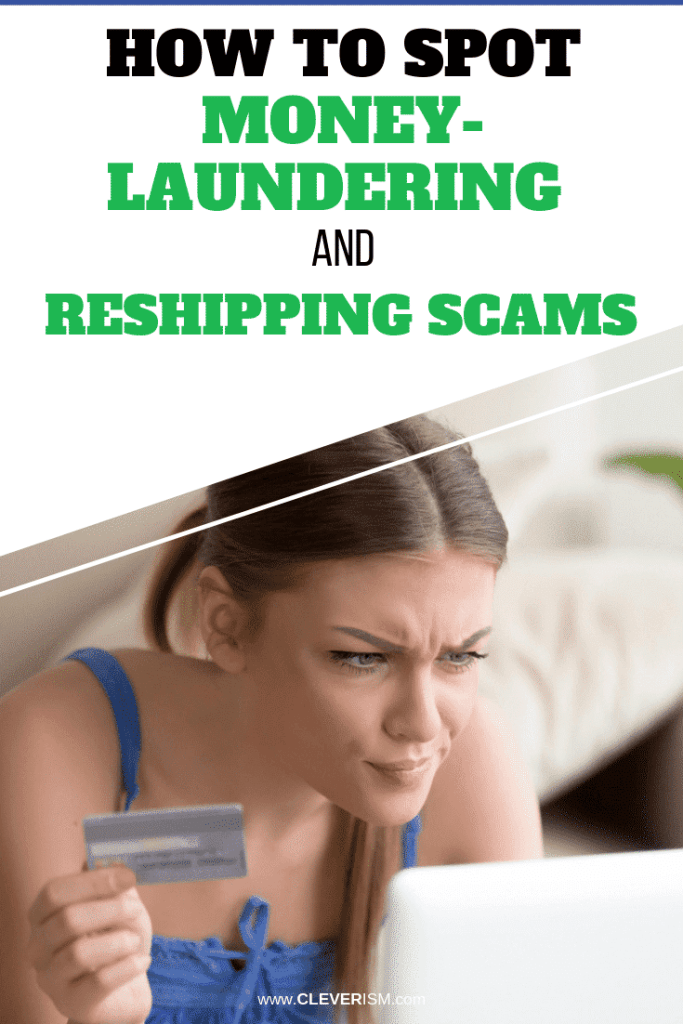How to Spot Money-Laundering and Reshipping Scams