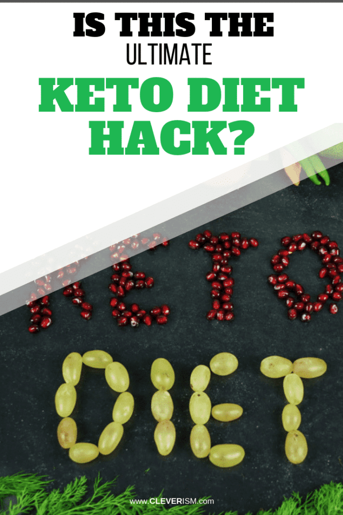 Is This The Ultimate Keto Diet Hack?