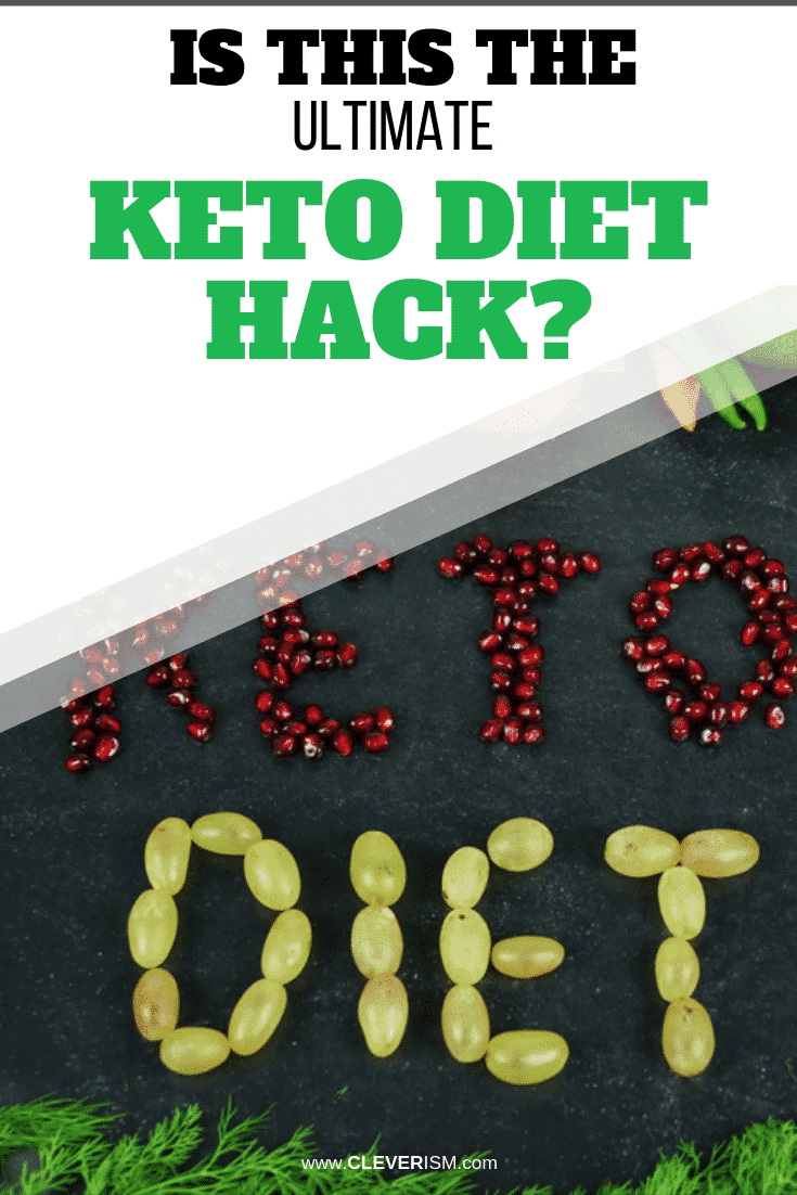 Is This The Ultimate Keto Diet Hack? - #KetoDiet #KetoDietHack #Keto #Cleverism