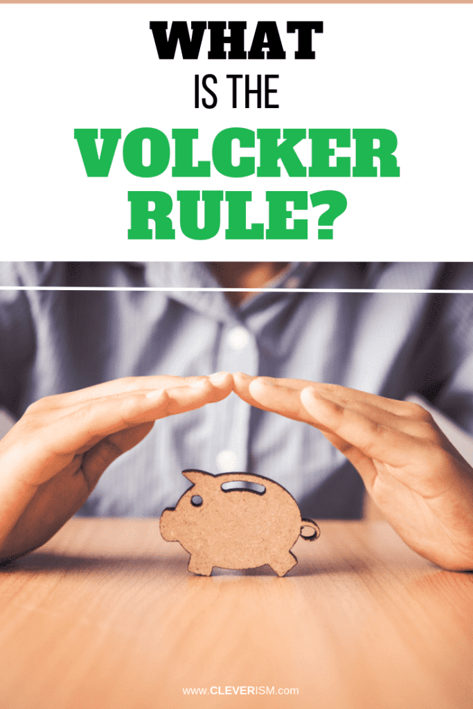 What is the Volcker Rule?