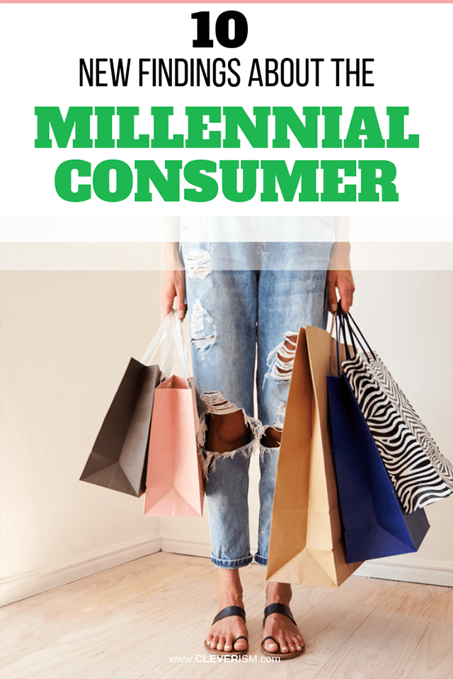 10 New Findings About the Millennial Consumer