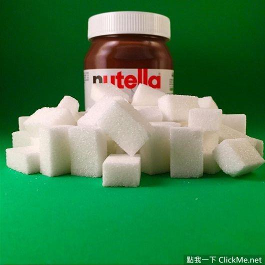 《10種食物的方糖數量》秘密大公開!每一口吃下去都是罪惡感 | 點我一下
