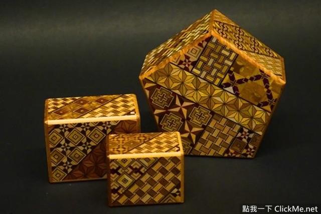 日本箱根傳統技藝《寄木細工》。樸實的藝術作法卻很不簡單!   點我一下