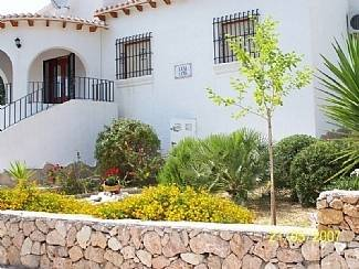 Villa to rent in Ondara Spain with private pool  18362