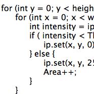 ImageJ plugin で面積計測を自動化してみた #3 - IMACEL Academy -人工知能・畫像解析の技術応用に向けて-  エル ...