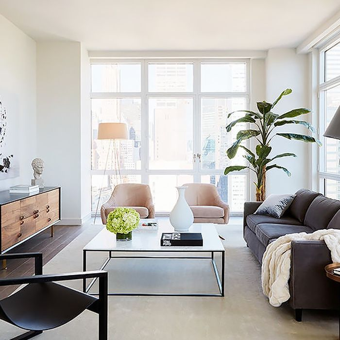 square living room tables cabin style how to arrange your layout no matter the size mydomaine