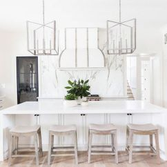 Marble Kitchen Accessories Design 15 That Will Spice Up Your All White Mydomaine Pair Perfectly With An