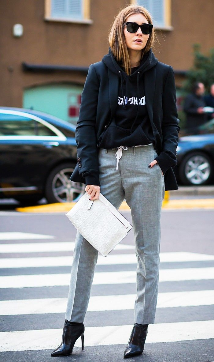 How to Style a Hoodie for Any Occasion  Who What Wear