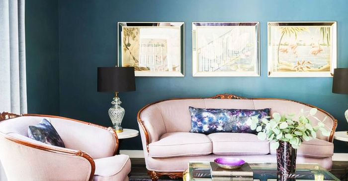 teal decorating ideas for living room tv placement in 13 paint colors to brighten up any mydomaine