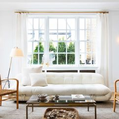 Window Treatments For Living Room Wooden Sofa Set Small Nate Berkus Sheds Light On Mydomaine Once And All