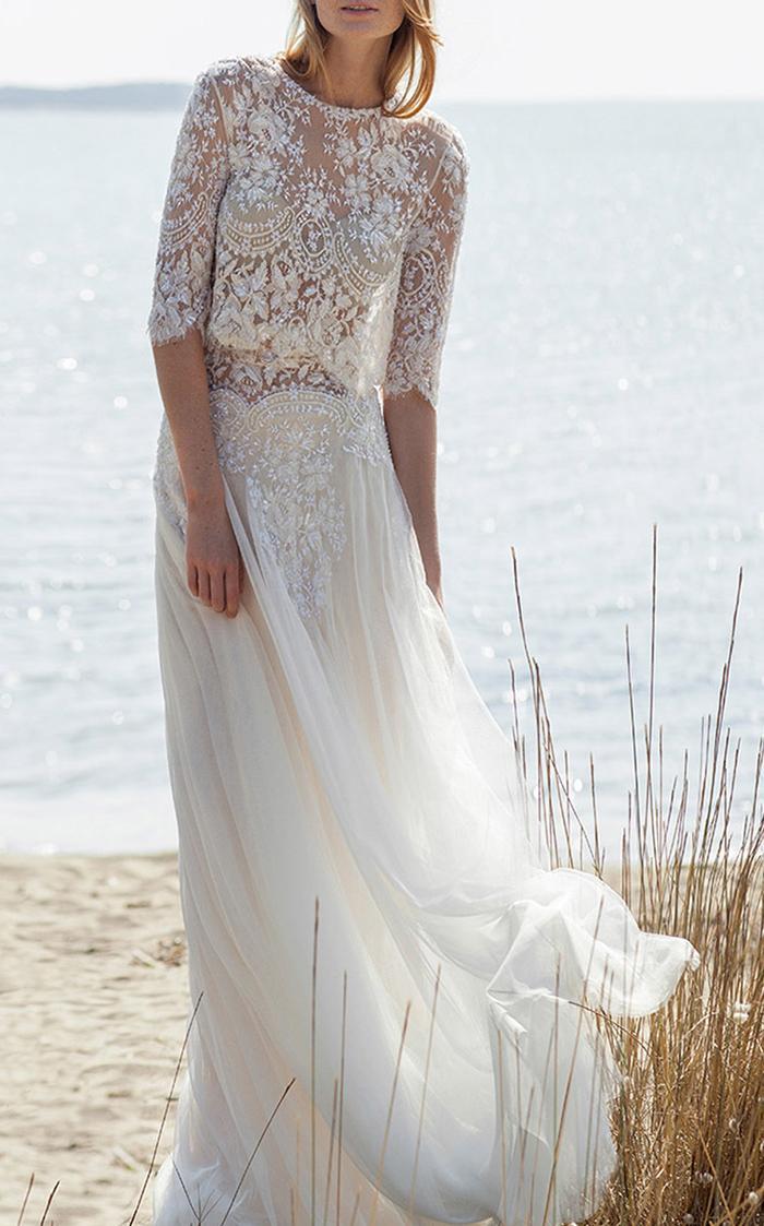 Casual Dress Wedding Reception