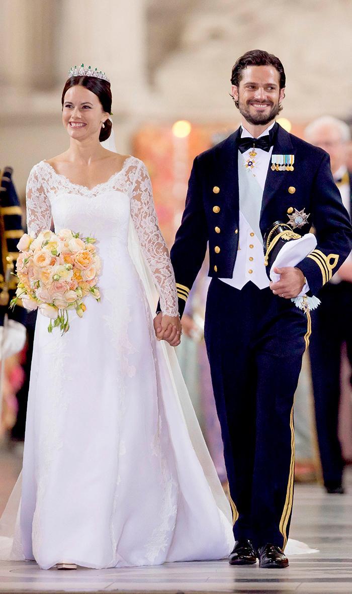 24 Stunning Princess Wedding Dresses  Who What Wear UK