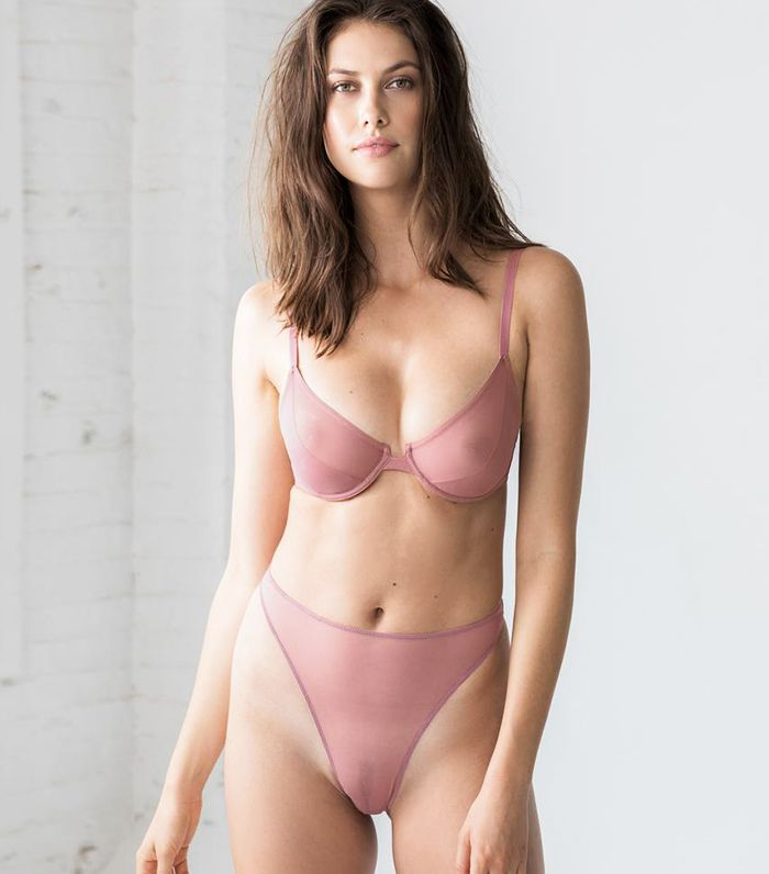 5 New Lingerie Trends to Try  Who What Wear UK